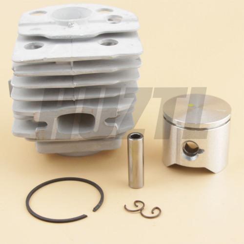 Husqvarna 51 55 45MM Cylinder Piston WT Ring Pin Circlip OEM# 503 16 83 01
