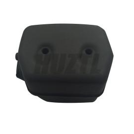 Husqvarna 51 55 Chainsaw Muffler WT Support OEM# 501766605