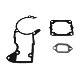Silenziatore Cilindro Silenziatore Set guarnizioni per Stihl MS460 046 Motosega OEM # 1128 029 0502, 1128 029 2304, 1125 149 0601