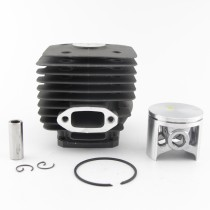 48MM CYLINDER PISTON KIT Compatible with HUSQVARNA 261 262 262XP 503 54 11-71 ,503 54 11-72