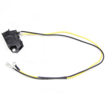 Switch Housing Contact Springs Ignition Wires Compatible with Stihl 044 046 MS440 MS460 Chainsaw OEM# 1128 180 3501, 1128 442 1600, 1128 442 1601