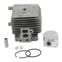 34MM Cylinder Piston Kit Compatible with STIHL HS81 HS81R HS81RC HS81T HS86 HS86R HS86T TRIMMER # 4237 020 1201
