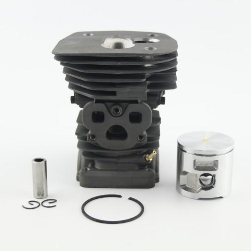47mm Bore Cylinder Piston Kit For HUSQVARNA 455 RANCHER 455E 460 Chainsaw # 537 32 04 02
