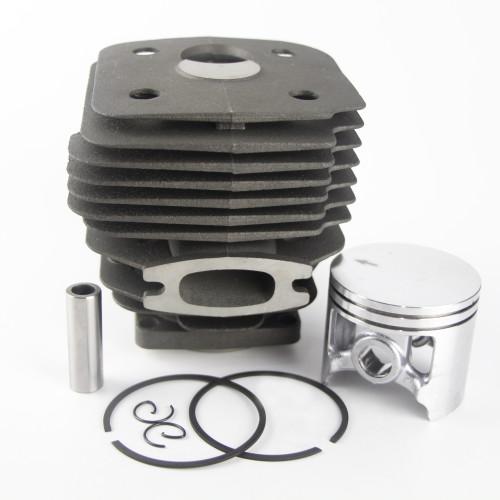 56MM Cylinder Piston Kit For Husqvarna Chainsaw 395 395XP 395EPA OEM 503 99 39 71