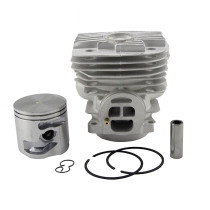 56mm Cylinder Piston & Ring Kit for Husqvarna Partner K960 K 970 Concrete Cut Off Saw # 544 93 56 03