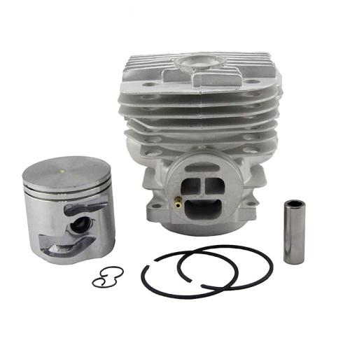 56mm Cylinder Piston & Ring Kit For Husqvarna Partner K960 K 970 Concrete Cut Off Saw # 544 93 56 03