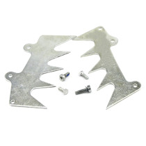 Bumper Spike Felling Dog Set with Screws Compatible with Stihl 066 065 064 044 046 MS660 MS650 MS640 MS460 MS440 Chainsaw OEM# 1122 664 0503, 1122 664 0508