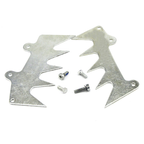Bumper Spike Felling Dog Set with Screws For Stihl 066 065 064 044 046 MS660 MS650 MS640 MS460 MS440 Chainsaw OEM# 1122 664 0503, 1122 664 0508