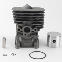 CYLINDER PISTON KIT FOR HUSQVARNA 124 125 128 C E L R LD RDX ENGINES 545 00 10-01