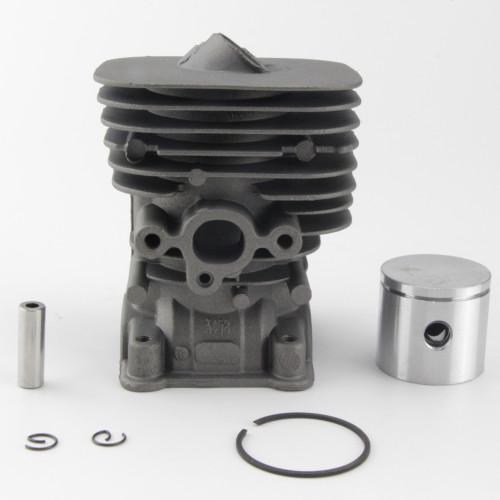CYLINDER PISTON KIT For HUSQVARNA 124 125 128 C E L R LD RDX ENGINES 545 00 10-01