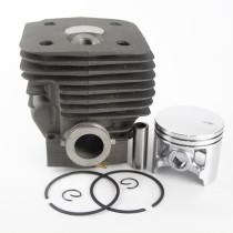 Kit piston de cylindre 56MM pour scie à chaîne Husqvarna 395 395XP OEM 395 503 99 39