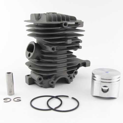 38mm Cylinder Piston WT Ring For Oleo Mac 937 GS370 Efco 137 Chainsaw 50182005A