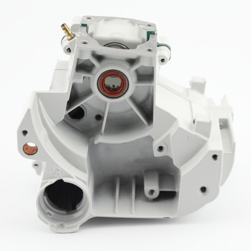 Crankcase Assy. For Stihl MS200T 020T MS200 Chainsaw Engine Housing Clutch And Flywheel Side W/ Oil Seal Bearing OEM# 1129 020 2601, 1129 020 2903