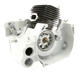 Motor do motor compatível com Stihl 038 MS380 Cárter, cilindro, pistão, virabrequim, motosserra