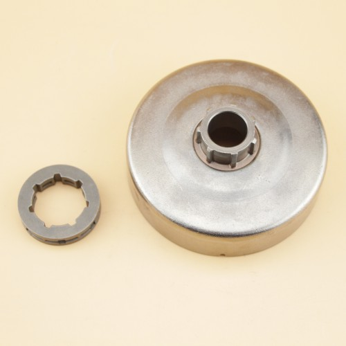 Clutch Drum With Rim Sprocket 3/8 -7 For Stihl 064 MS640 MS650 066 MS660 Chainsaw 1122 160 2900