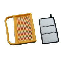 Air Filter Kit For Stihl TS410 TS420 TS480 TS 420 TS 410 Rep# 4238 141 0300,4238 140 1800