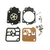 Tillotson RK-1HE Carb Rebuild Kit Compatible with Andreas Stihl 038AVMEQ Jonsereds 535 Wacker BH-23 Opem 165 Dolmar 111 115 Tillotson  HS-3A HE-1A HE-5A HE-6A HE-7A HE-9A HE-10A HE-12A