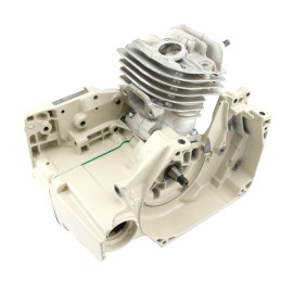 Engine Motor For Stihl 026 MS260 Crankcase Oil Tank Housing wt Cylinder Crankshaft