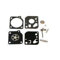 ZAMA RB-98 Carb Repair Gasket For Zama C1U-P17 C1U-P21 C1U-P21A C1U-P21B C1U-P23 Troy Bilt TB70SS & Ryobi 410r 750r 767rJ 775r 7910r 780r Carburetors MT780 MT767J Y725 MT725 Engine Parts