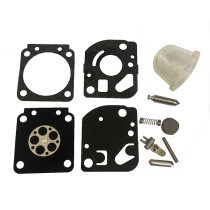 Zama RB-115 Carb Rebuild Kit for C1U-W18, C1U-W18A, C1U-W24 Carburetor Repair Diaphragm Gasket Kit