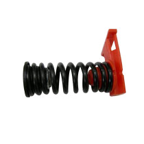AV Mount Spring Compatible with Husqvarna 394 394XP 395 395XP Chainsaw Right Side Anti Vibration Spring Buffer Mount OEM# 503 46 95 01