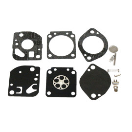 Zama RB-114 Carb Repair Gasket Kit For Stihl BR500 BR550 BR600 DR121 Blower FS130R, 4180 EMU 4 Cycle Trimmers & C1Q  S72, S110, S110A, C1Q-S72B, C1Q-S81, C1Q-S88, C1Q-S98, C1Q-S114, C1Q-S99, C1Q-S100, C1Q-S101 Chainsaw Hedge Clippers