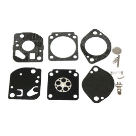 Zama RB-114 Carb Repair Gasket Kit Compatible with Stihl BR500 BR550 BR600 DR121 Blower FS130R, 4180 EMU 4 Cycle Trimmers & C1Q  S72, S110, S110A, C1Q-S72B, C1Q-S81, C1Q-S88, C1Q-S98, C1Q-S114, C1Q-S99, C1Q-S100, C1Q-S101 Chainsaw Hedge Clippers