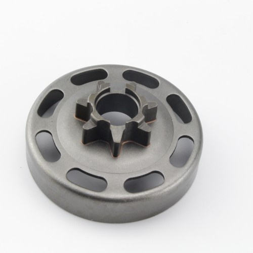 Clutch Drum .325 -7 For Husqvarna 435 435E 440 440E Jonsered 2240 Clutch Cover Replace# 505 44 15-01