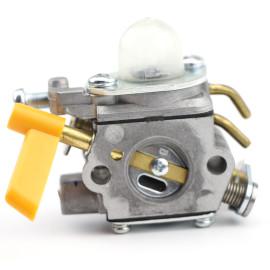 Carburador Homelite C1U-H60 compatível com Ryobi RY29550, RY30120, RY30140, RY30220, RY52014, RY52905, RY26520, RY30522 Aparadores de linha 30cc Homelite UT20002, UT20003A, UT21006 # 21044 OEM