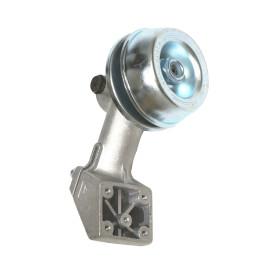 Cabeça da caixa de engrenagens para Stihl FS36 FS40 FS44 FS80 FS83 FS85 FS90 FS120 FS120R FS200R FS250 FS100 FR130 FS480 FT460 FR100 FR130 FR220 FR350 Aparadores OEM # 450 4137 640
