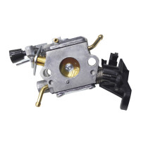 Carburetor For Husqvarna 445 450 450E 450 II Zama C1M-EL37B Jonsered CS2245, CS2250 McCulloh CS450, 966631713, 966631715, 966631718, 2011-07 Chainsaw OEM# 506 45 04-01 Carburettor Carb