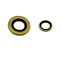 Oil Seal Set 17X32.9X3.6 15X22X4 For Stihl 066 MS650 MS660 Chainsaw 9640 003 1850 9640 003 1560