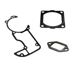 Crankcase Cylinder Muffler Gasket Compatible with Stihl 066 065 MS660 MS650 Chainsaw 1122 029 0507 1122 029 2301 1125 149 0601