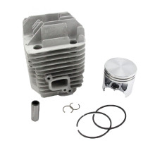48mm Cylinder Piston Kit Compatible with STIHL TS460 TS 460 Concrete Saws # 4221 020 1201