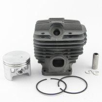 Big Bore 52MM Cylinder Piston Kit Compatible with Stihl  MS440 044 Chainsaw Big Bore  with Decomp. Port # 1128 020 1227