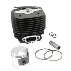 58mm Cylinder Piston Kit For Stihl 070 090 Chainsaw 1106 020 1202 With Pin Ring Circlip