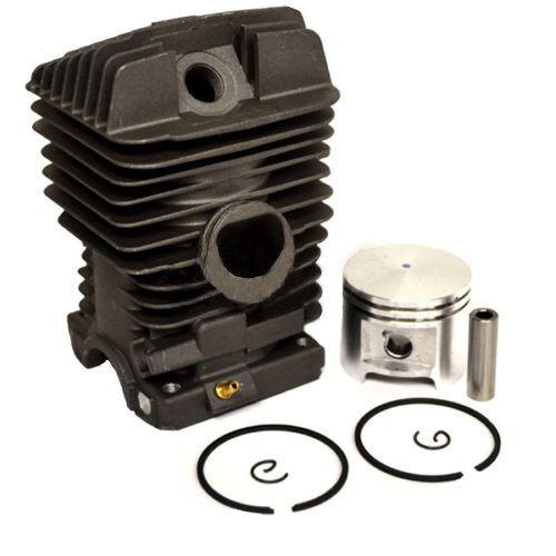 Cylinder Piston Kits For MS390 MS290 MS310 029 039 Stihl Chainsaw With Decompression Port Valve ( 49mm)  # 1127 020 1216