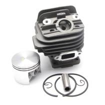 44.7mm Kit Piston Cylindre Pour Stihl 026 026PRO MS260 Tronçonneuse 1121 020 1217 Avec Broche Anneau Circlip