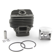 54mm Cylinder Piston Kit For Stihl 066 MS660 Chainsaw 1122 020 1209 With Pin Ring Circlip