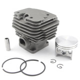 52mm Cylinder Piston Kit For Stihl 038 Magnum MS380 Chainsaw 1119 020 1202 With Pin Ring Circlip