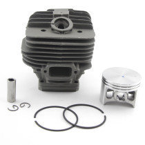 Big Bore 56mm Cylinder Piston Kit Compatible with Stihl 066 MS660 Chainsaw 1122 020 1209 With Pin Ring Circlip