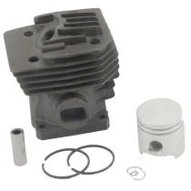 35mm Cylinder Piston Kit Compatible with Stihl FS160 FS220 FS280 Trimmer # 4119 020 1203