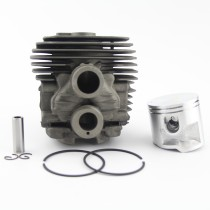 50mm Cylinder Piston Kit For Stihl TS410 TS420 Concrete Saw # 4238 020 1202