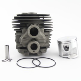 50mm Cylinder Piston Kit For Stihl TS410 TS420 Concrete Saw # 4238 020 1202
