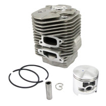 58mm Cylinder Piston Kit Compatible with Stihl TS760 TS 760 Concrete Cut Off Chop Saw # 4205 020 1200