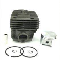 49mm Cylinder Assembly Compatible with Stihl TS400 Concrete Saw # 4223 020 1200 Without Decomp. Port Valve