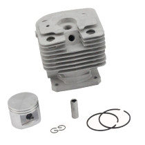 42MM Cylinder Piston Kit Compatible with Stihl FS400 FS450 FS480 FR450 # 4128 020 1211