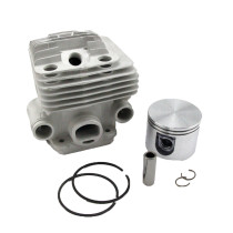 56mm Cylinder Piston Kit Compatible with Stihl TS700 TS800 TS 700 Chainsaw Parts # 4224 020 1202