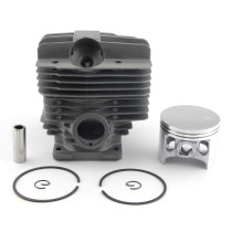 60MM Cylinder Piston Kit Compatible with Stihl 088 MS880 Chainsaw 1124 020 1209 With Pin Ring Circlip