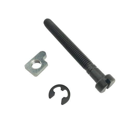 Husqvarna 33 38 40 45 49 Chain Adjuster Tensioner Bolt Kit OEM 505230902, 505 23 09-02, Husqvarna Chainsaw Parts